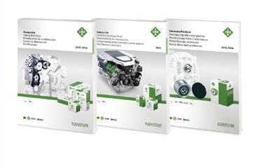 INA FEAD KIT komplekti noteic remonta standartus Visas motora galvenās sistēmas ar vienu zīmolu