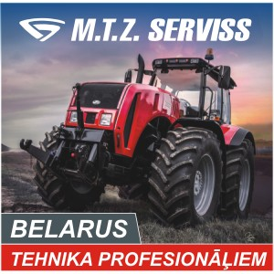 MTZ Serviss, Belarus traktori